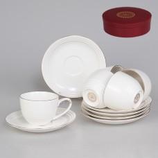 IM52-1701 Набор чайный 12 предметов 200 мл.